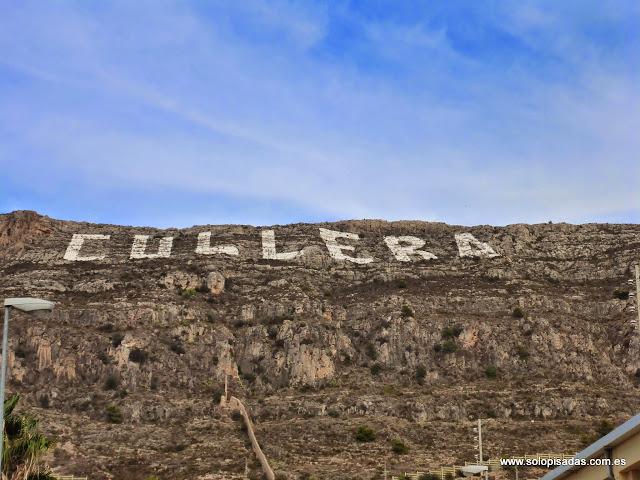ANDAINA - CULLERA - MAR Y MONTAÑA
