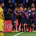Barcelona lo perdía ante Villarreal, entró Messi y consiguieron un agónico empate 4 a 4
