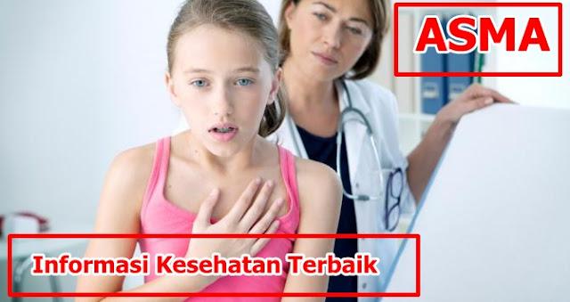 10 Penyebab dan Gejala Penyakit Asma