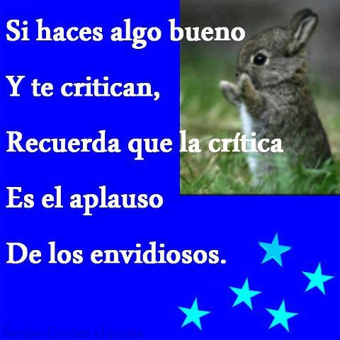 Imagenes Y Frases Facebook Si Haces Algo Bueno Y Te Critican