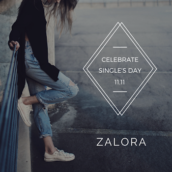 Special Discount From ZALORA for SINGLES