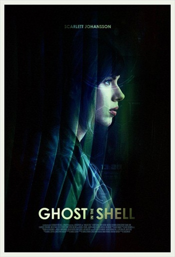 Free Download Ghost In The Shell 2017 English  HC  300MB