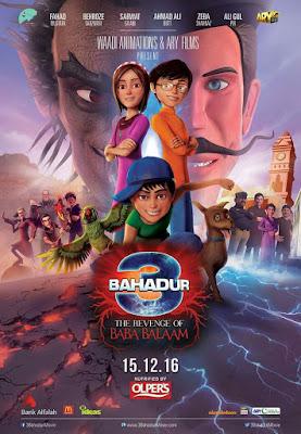 Photo of 3 Bahadur The Revenge of Baba Balaam 2016 720p HDRip-Direct Link