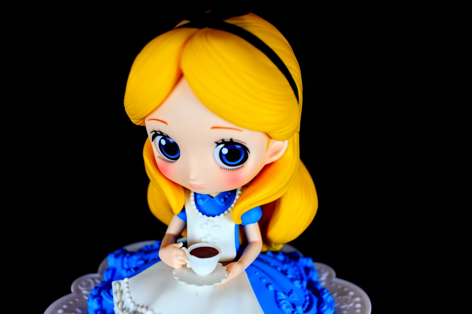 Q posket SUGIRLY Disney Characters -Alice-