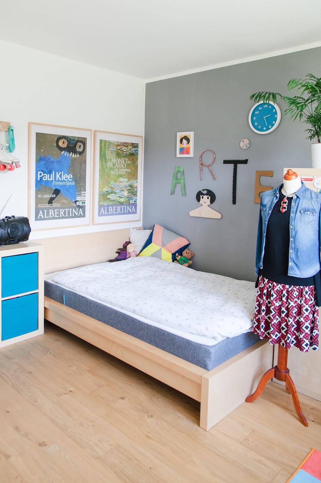 vorher nachher leonas zimmer wohnprojekt wohnblog f r. Black Bedroom Furniture Sets. Home Design Ideas
