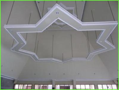 masjid palu arsitek atap