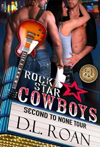 Rock Star Cowboys (D.L. Roan)
