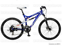 Sepeda Gunung Wimcycle Boxer 1.0 21 Speed Shimano Full Suspension 26 Inci