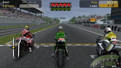 Download SBK08 - Superbike World Championship Europe (M5) Game PSP for Android - www.pollogames.com