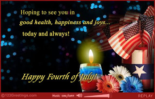 US Independence Day Greetings Messages
