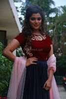 Actress Aathmika in lovely Maraoon Choli ¬  Exclusive Celebrities galleries 068.jpg