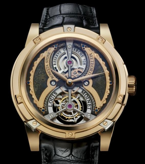 Louis Moinet Meteoris Luxury Watch