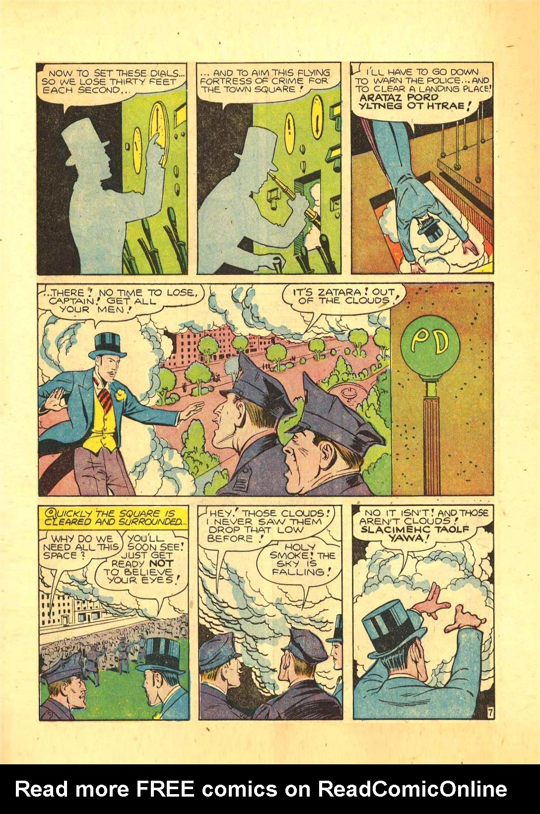 Read online Action Comics (1938) comic -  Issue #70 - 56