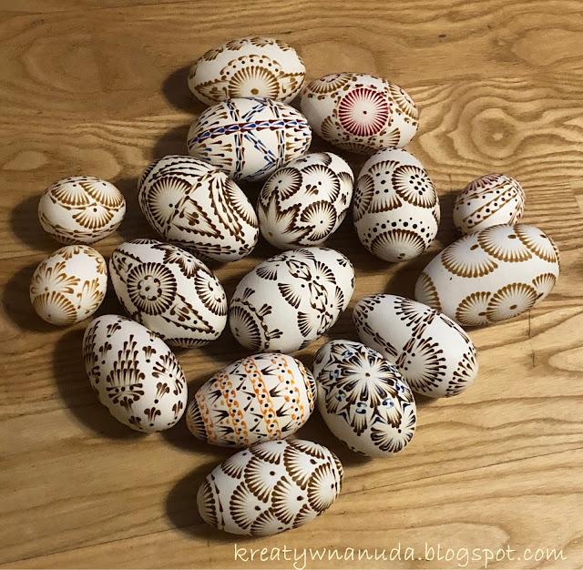 pisankowe jaja…