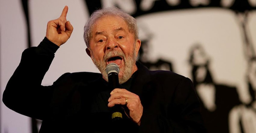 Fiscalía de Brasil ordena prisión para el expresidente Lula da Silva