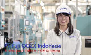 PT.Fuji Oozx Indonesia - Operator Produksi