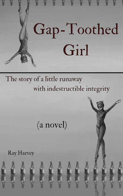 Gap-Toothed Girl by Ray Harvey