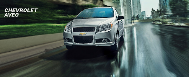 Chevrolet Aveo 2017 Price, Reviews, Redesign