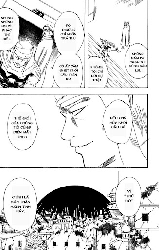 Gintama Chap 170 page 19 - Truyentranhaz.net