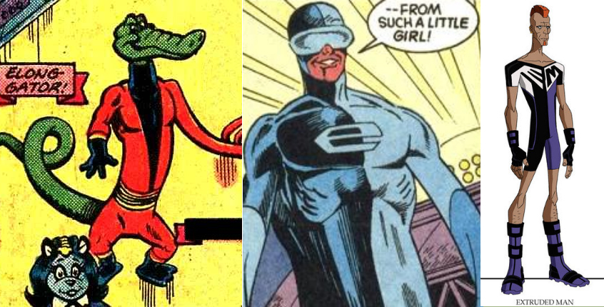 Ralph Dibny The World Famous Elongated Man The Top 20 Rubbery