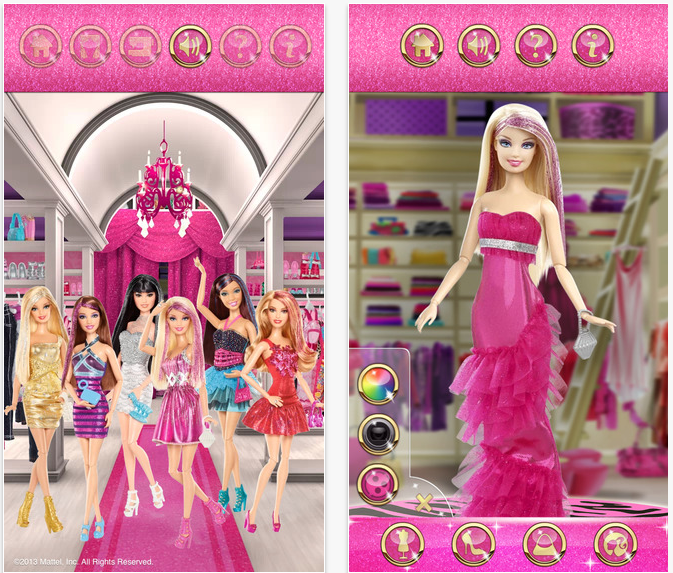 Barbie Fashionistas Review