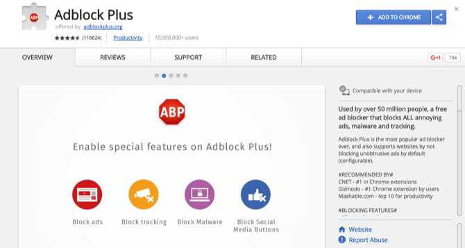 Adblock Plus Cara Uninstall
