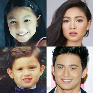 Fashion Pulis Before And After Nadine Lustre And James Reid