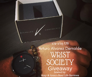 Enter the Wrist Society Giveaway. Ends 1/23