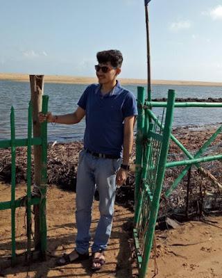 My Trip to Puri (Orissa) - Rishabh Datta