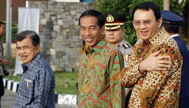 Ahok: Walaupun Saya Tak Terpilih Lagi, Masih Ada Pak Jokowi sampai 2019