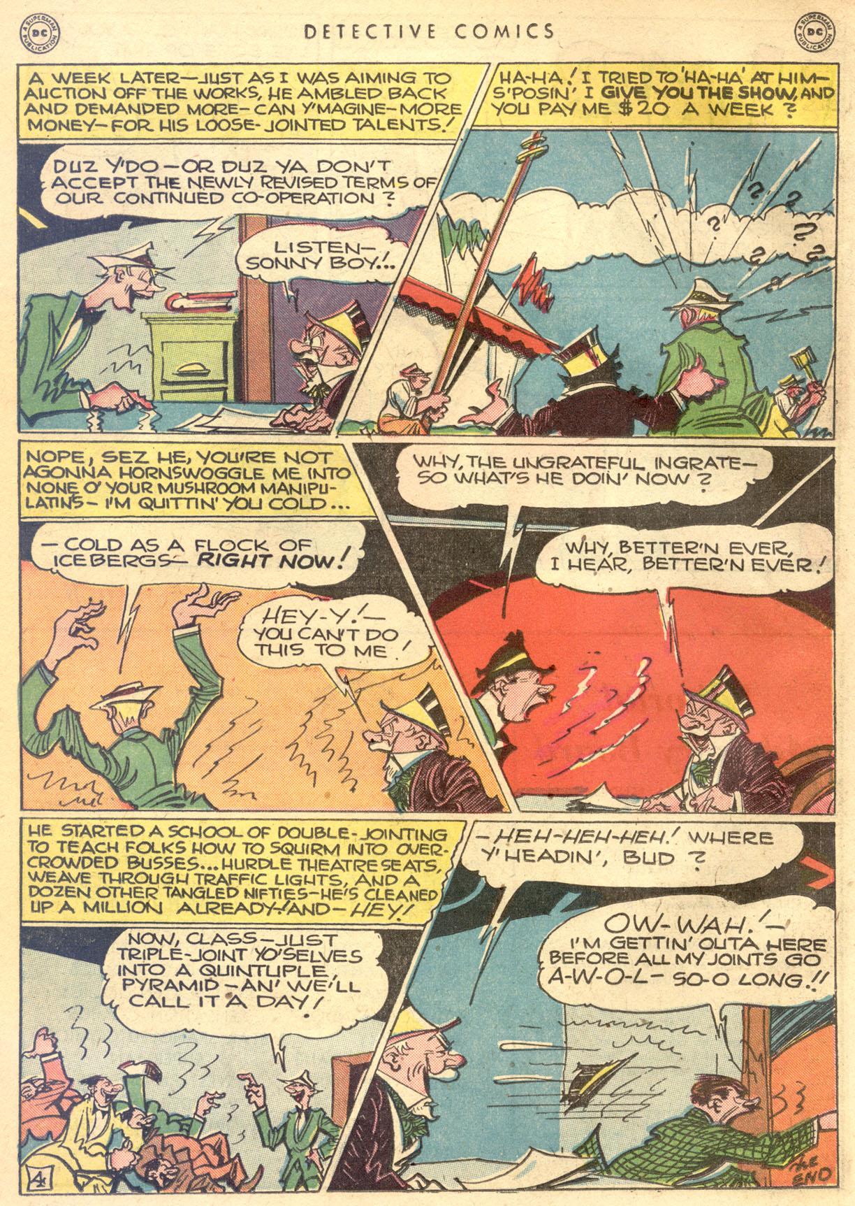 Read online Detective Comics (1937) comic -  Issue #134 - 33