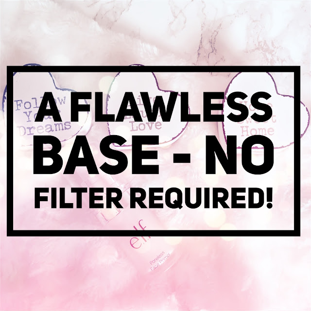 Tips for creating a flawless base without using a filter! #bbloggers #beautyhacks