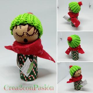 Corista-gorro-crochet-y-bufanda-fieltro-crea2conpasion