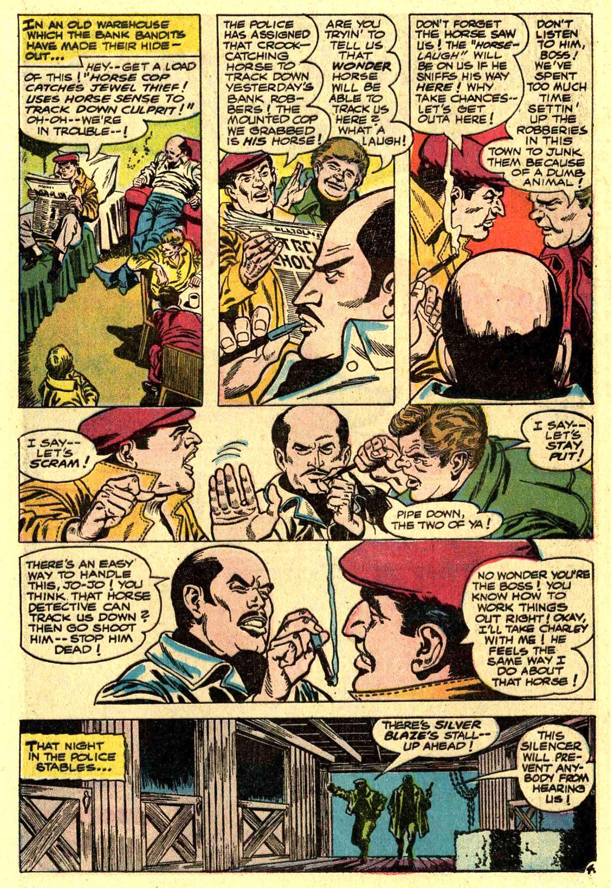 Detective Comics (1937) 362 Page 23