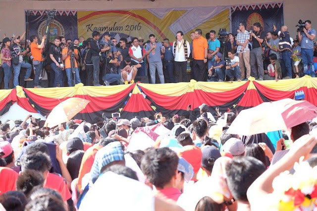 Mayor Rody Duterte wins votes of Bukidnon people