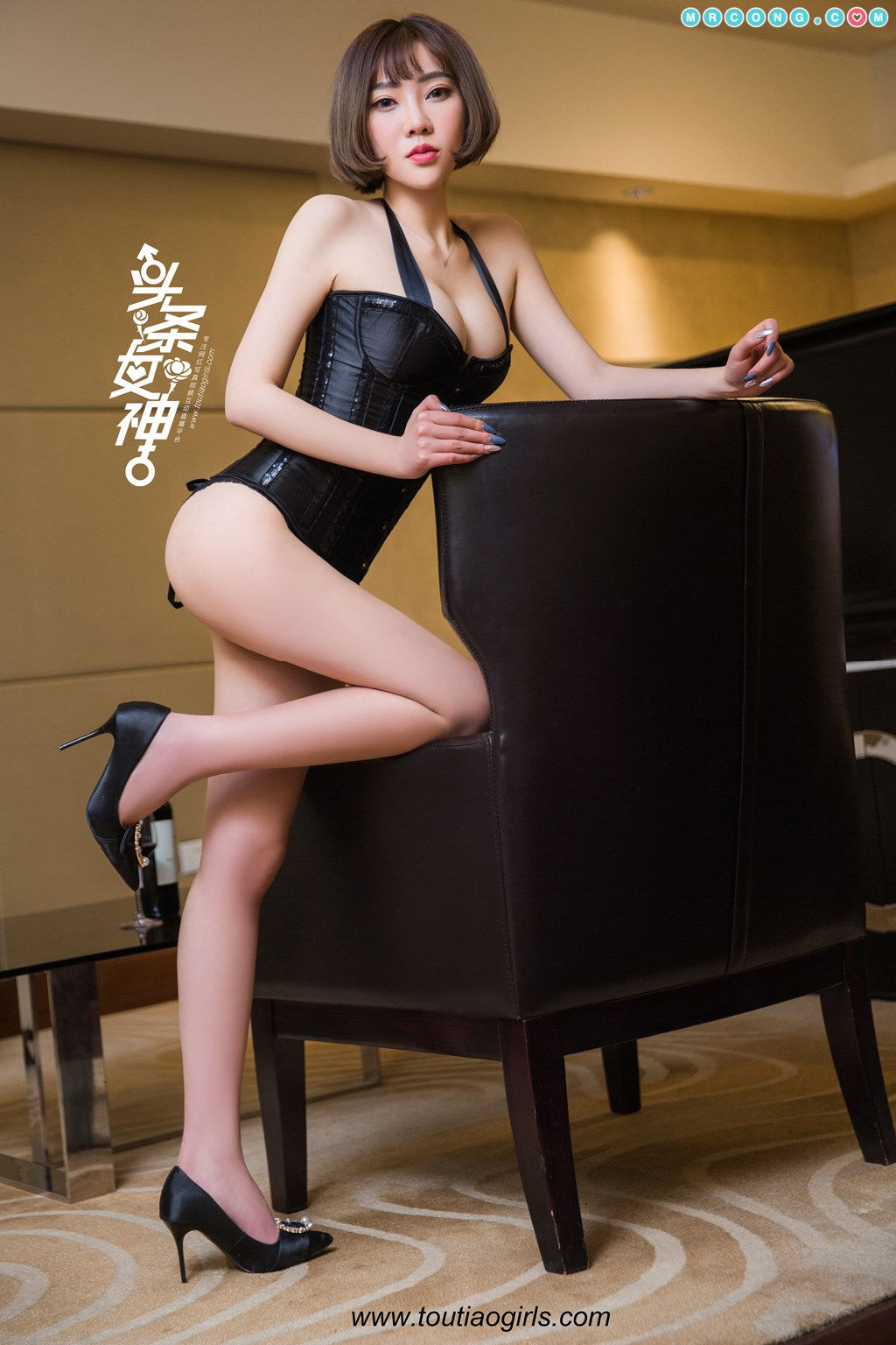 Image TouTiao-2018-03-05-Yao-Yao-MrCong.com-010 in post TouTiao 2018-03-05: Người mẫu Yao Yao (药药) (18 ảnh)
