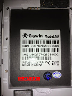 Rom Oppo gowin m7 mt6572 alt