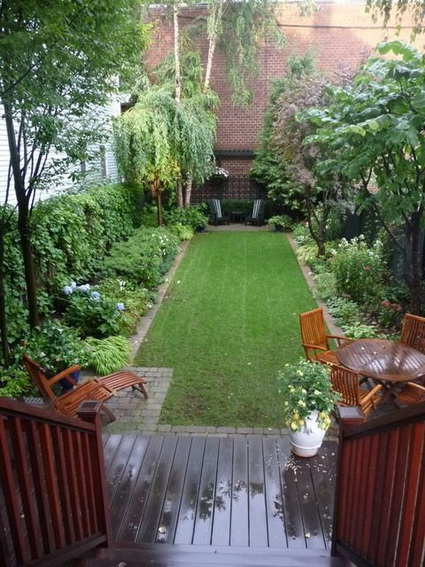 Ideas on Small decorated courtyards 1