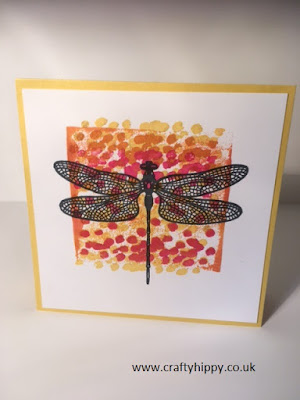 Dragonfly Dreams Stampin' Up!