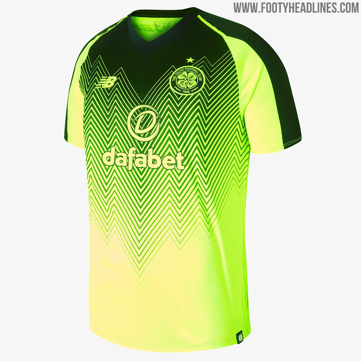 Celtic 18-19 Third Kit. This is the New Balance ... dcd6d515b
