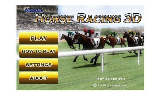 Crazy Apps Apk: Virtual Horse Racing Games Apk 3D v1.0.4 Downlaod.