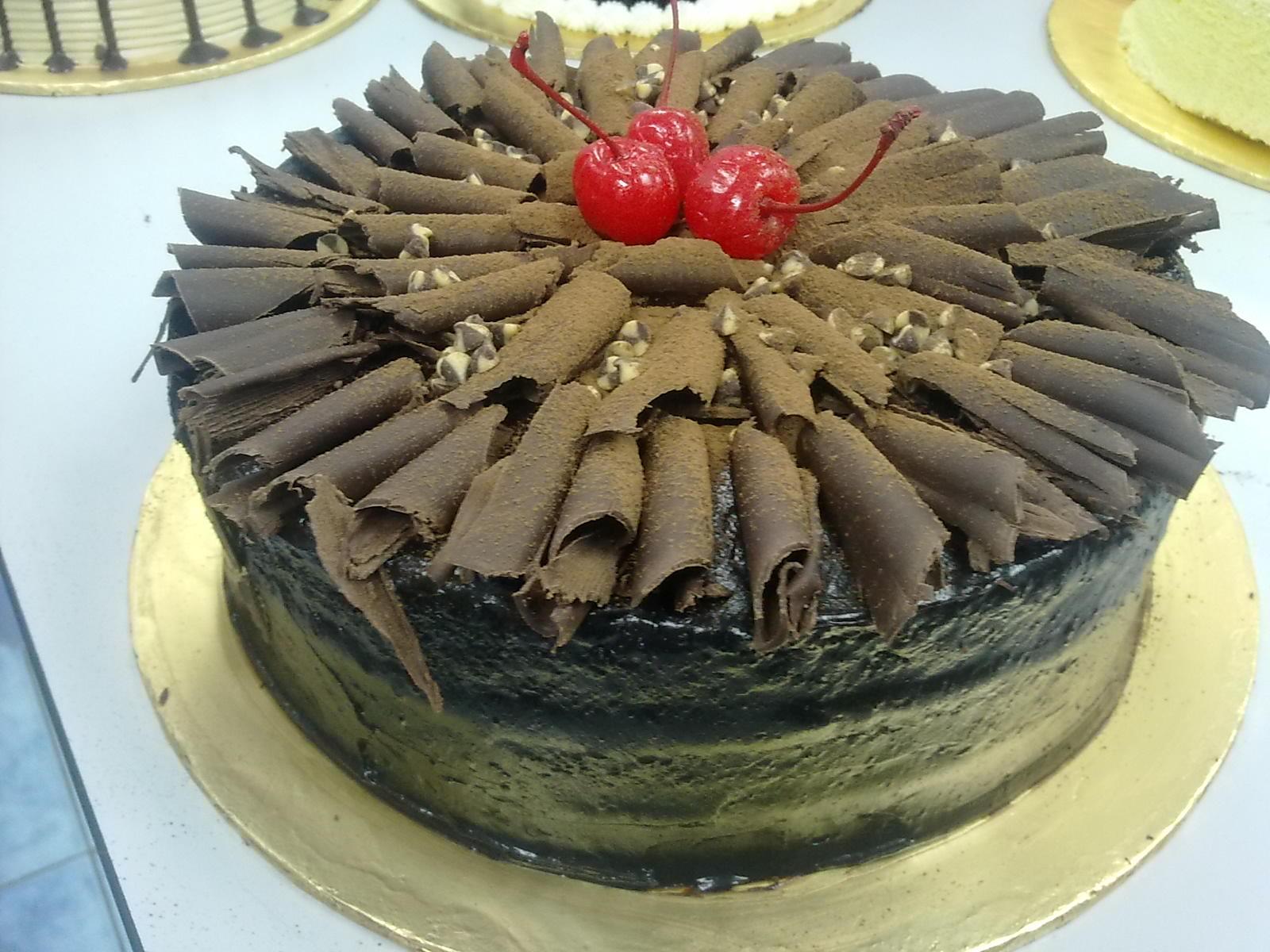 Mylovely Cupcakes Kek Coklat