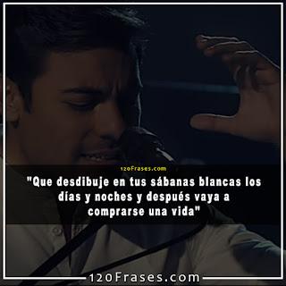 Carlos Rivera en su video que lo nuestro se quede nuestro
