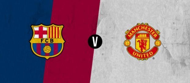 Jadwal Siaran Langsung Barcelona vs Manchester United ICC 2017 Kamis 27 Juli 2017