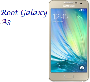 How To Root Samsung Galaxy A3 Install TWRP Recovery