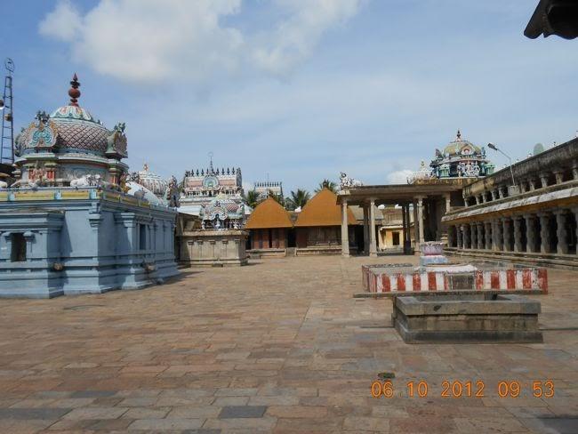 Sri Swetharanyeswarar Temple Complex