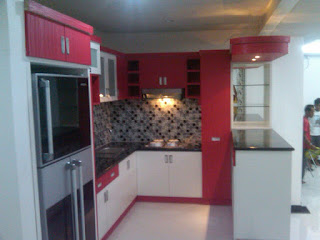 Interior kitchen set kurnia design