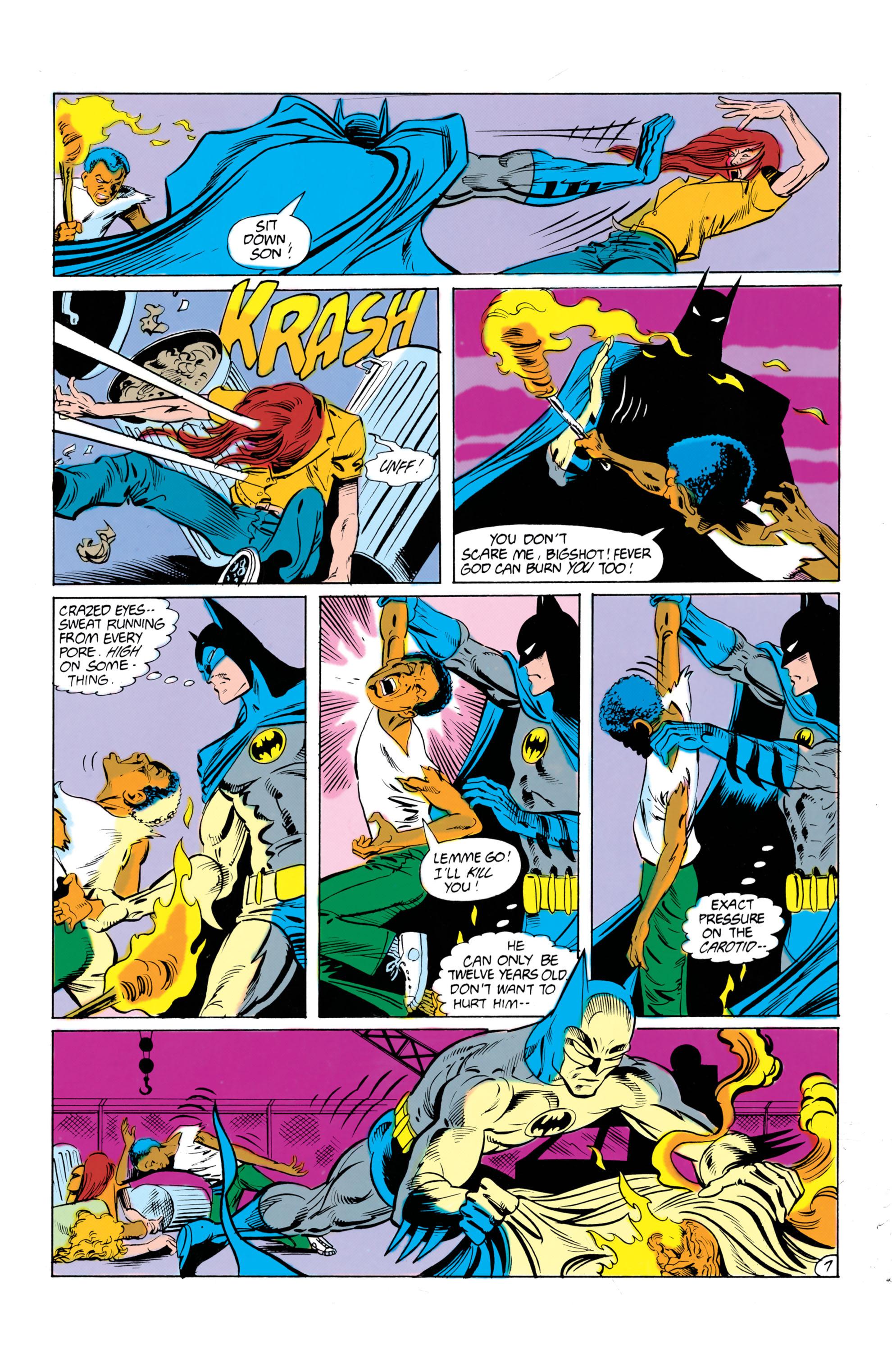 Detective Comics (1937) 583 Page 7