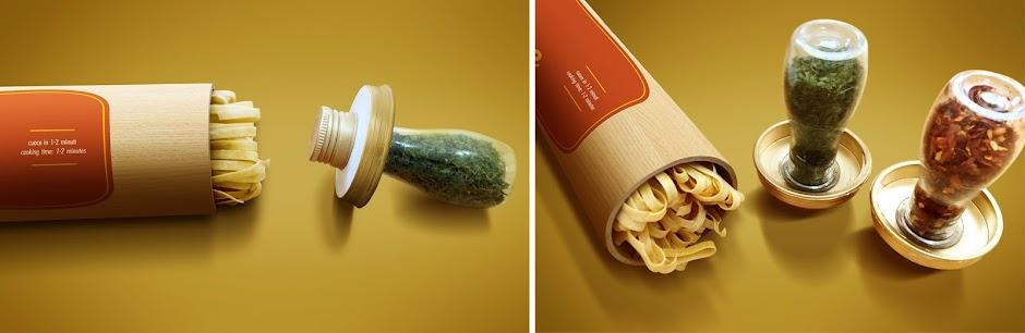Sapore di Nonna pasta packaging