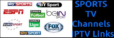 Free IPTV Sports BeIN Arena ESPN Sky Sports